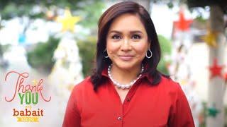 Thank You, Ang Babait Ninyo