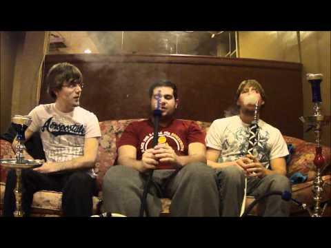 Smoking At Smoka Hookah Lounge video