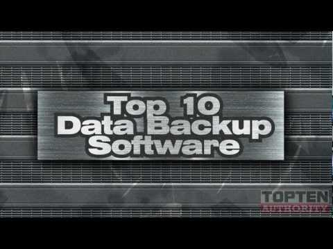 How to Backup Data - Review 2012