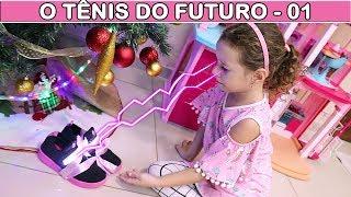 MEU TÊNIS DO FUTURO - PARTE 01 - PRESENTE DE NATAL