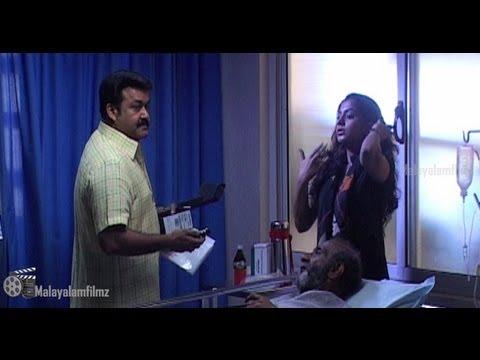Lokpal Malayalam Movie Shooting HD | Mohanlal & Kavya Madhavan...