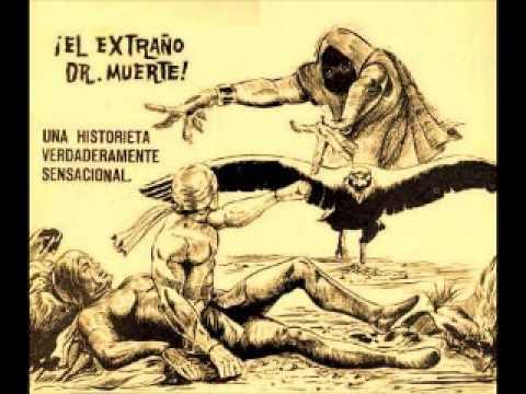 Kaliman El Extraño Dr Muerte 01 - Todelar