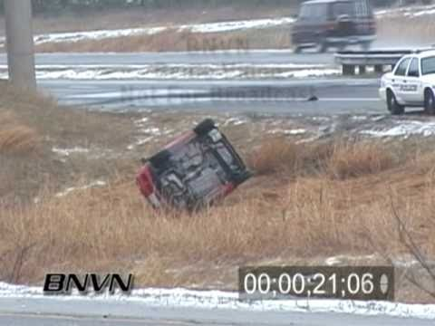 4/16/2003 North Branch MN Ice Storm Video