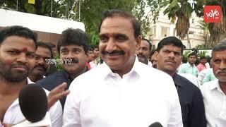 Serilingampally MLA Arekapudi Gandhi about KCR Pramana Sweekaram | TRS | Telangana