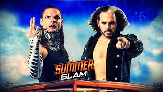 Summerslam 2017 Predictions Match Card
