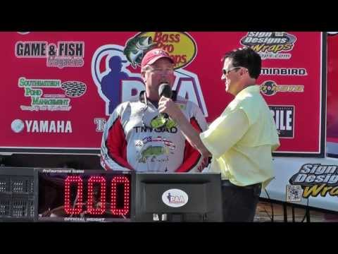 Tommy Brown, Winner of PAA Series on Fort Loudon-Tellico in Knoxville, TN