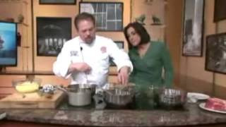 Kendall College's Chef Chris Koetke makes Locro on WGN Lunch Break