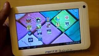 BSNL Penta IS701C Android Tablet Review in Malayalam iKairali