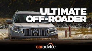 2019 Toyota Prado Kakadu detailed review: 3000kg towing, 700mm wading & fresh design