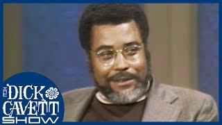 James Earl Jones on Overcoming His Stammer | The Dick Cavett Show