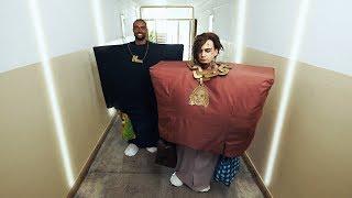 Kanye West Lil Pump I Love It Parodia