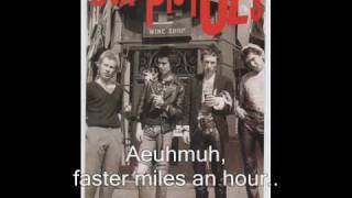 The Sex Pistols - Road Runner
