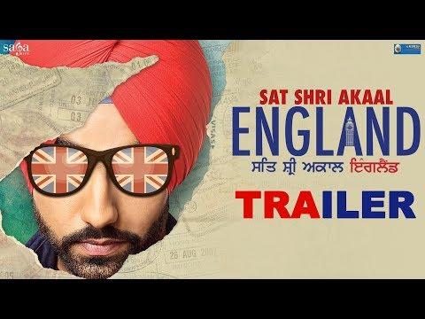 Sat Shri Akaal England (Trailer) Ammy Virk, Monica Gill | Rel 17th Nov | Punjabi Comedy Movie 2017 thumbnail