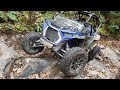 Tackett Creek Come at it like you mean it!!! Polaris Turbo S in the Rocks
