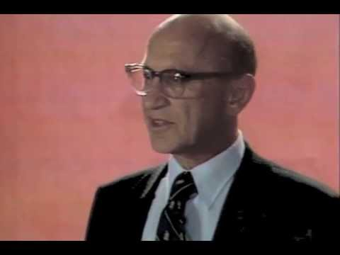 Milton Friedman - The Escape From Collectivism