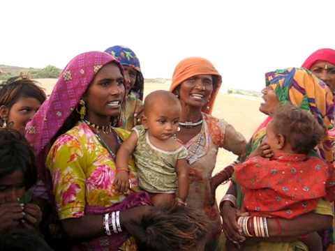 A song of gypsies in Rajasthan, India Music Videos