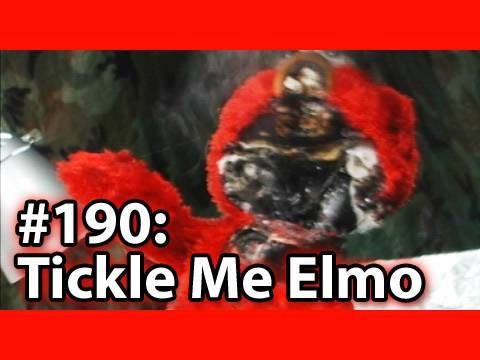 Is It A Good Idea To Microwave Tickle Me Elmo