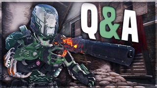 Black Ops 3: Q&A! Sports, Traveling & Life!