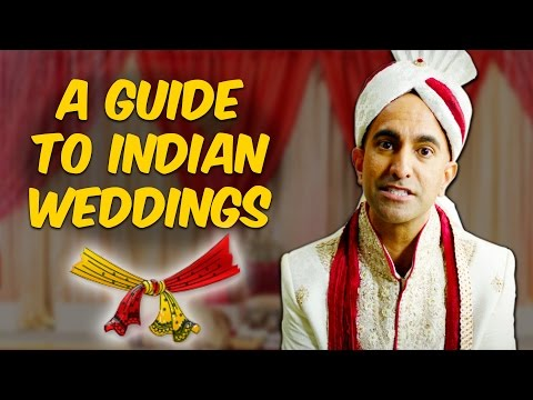 A Guide to Indian Weddings