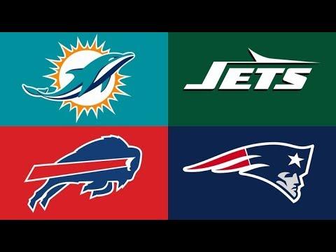 2017 NFL Draft: AFC East NFL Draft Grades