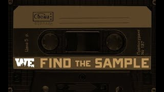 """WE Find The Sample: """"Transportin"""""""