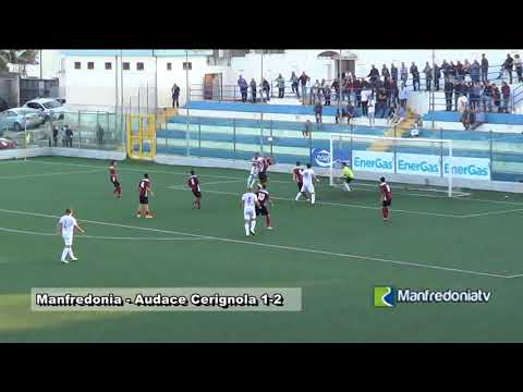 Manfredonia-Cerignola 1-2 la sintesi