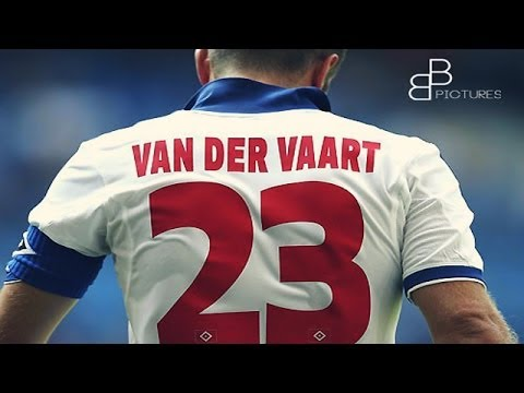 Rafael van der Vaart - Goals & Assists Hamburger SV 2013/2014