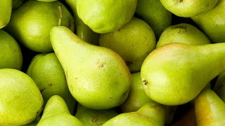 Incredible Health Benefits Of Pears You Will Not Believe!