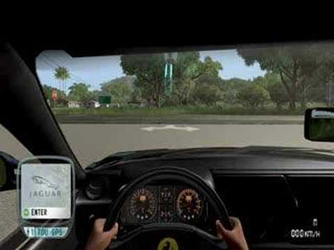 Test Drive Unlimited Ferrari 512 TR Video