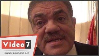 """بالفيديو .. رئيس حزب الوفد: ليس لنا علاقة بوثيقة """"التيار الديمقراطى"""""""