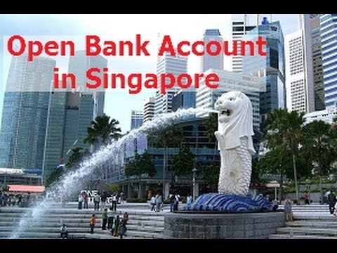 How To Open a Bank Account in Singapore for Foreigners & Expats Online | EnterSingapore.info