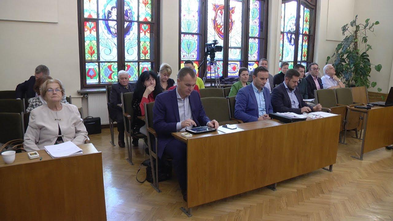 XXI sesja Rady Miejskiej, część I