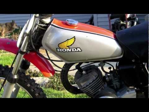 1975 Honda MR50 Elsinore For Sale