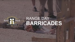 Barricades - Range Day II | CCW Guardian