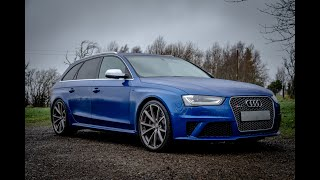 Audi RS4 B8 - Capristo - VERY Loud