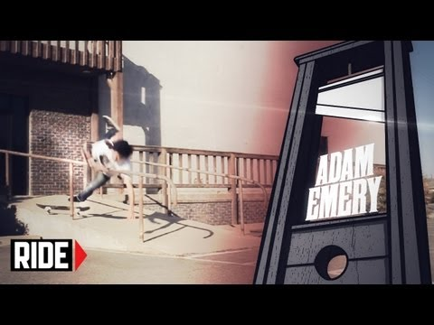 Smith Grind Chest Slam - Adam Emery
