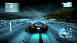 Need For Speed The Run: Lamborghini Murciélago LP 670-4 sv Top Speed?