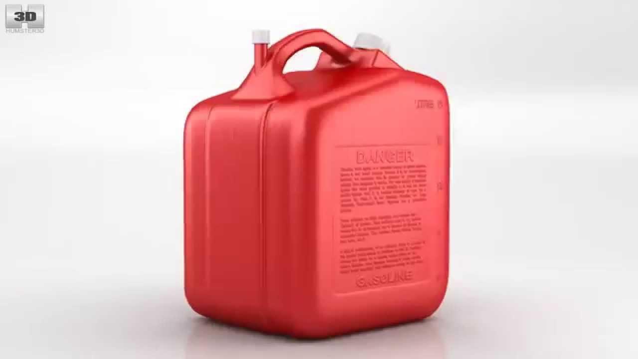 Fuel Tank 3d Model Can Fuel Tank by 3d Model