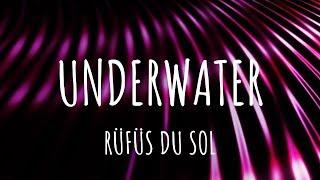 RÜfÜs Du Sol Underwater
