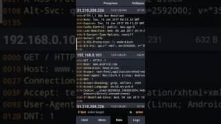 Proxymon using (localhost)