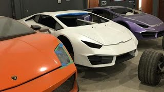 BUYING A FAKE LAMBORGHINI IN INDIA (HONDA CIVIC REPLICA)