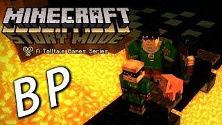 Minecraft: Story Mode Bonus Part : 炸彈之城!?[第2章重玩]