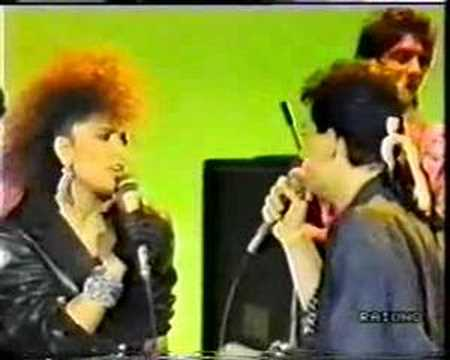 Berté & Mango – Italia Sera (1986)