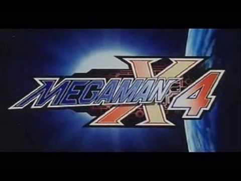 Let's Play Mega Man X4! (MMX 1)