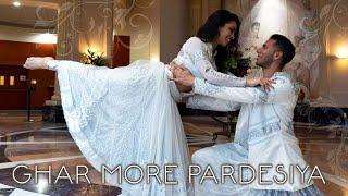 Ghar More Pardesiya - Kalank   Dance   Varun, Alia & Madhuri  