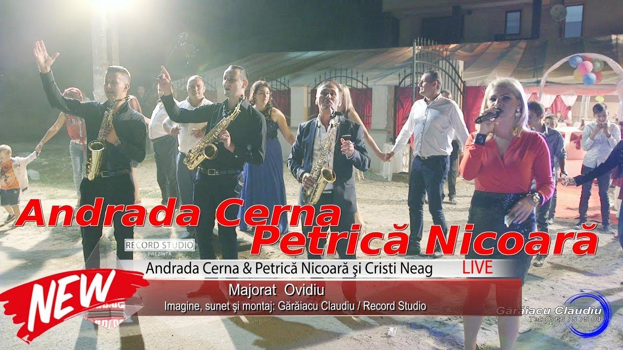 Petrica Nicoara & Andrada Cerna - Ai albit bade la tample | COLAJ HORA LIVE Majorat Ovidiu