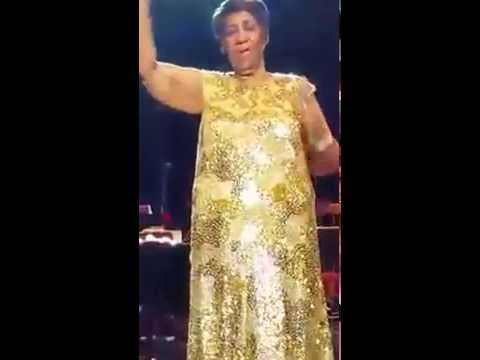 Aretha Franklin in Boston 8/19/2016