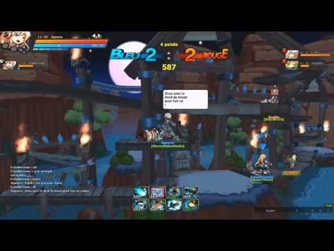 Elsword tournament PaladinCosmo vs serasphina