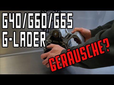 G40 und G60 G-Lader Geräusche Defekt Schaden | www.theibach-performance.de