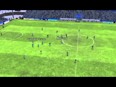 Paran� x Maca� - Gol de Marcinho 49 minutos